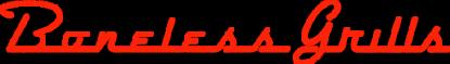 Boneless Grills Logo